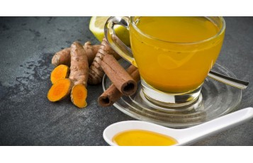 Benefit of curcumin tea